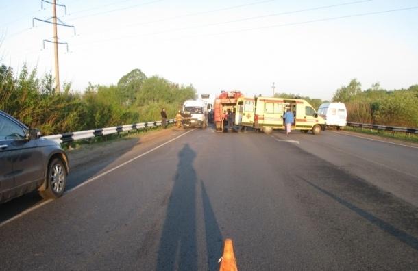 В аварии в Нижегородской области погиб президент федерации каратэ Татарстана