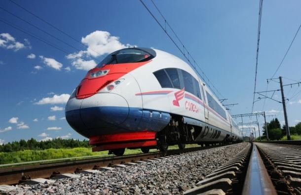 С начала июня между Москвой и Петербургом будут курсировать дополнительные «Сапсаны».