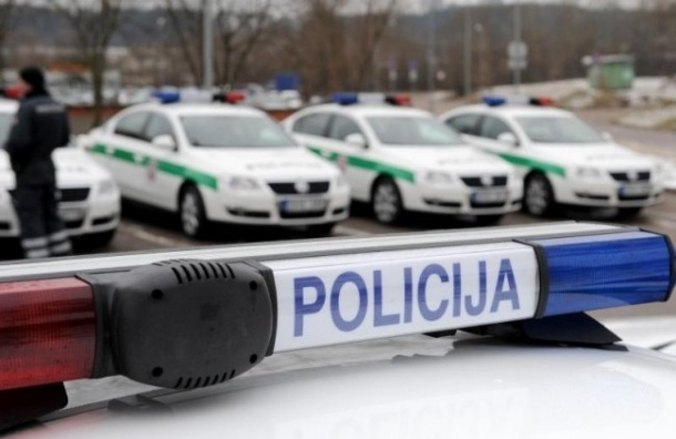 В Литве задержали гражданина России, которого подозревают в шпионаже