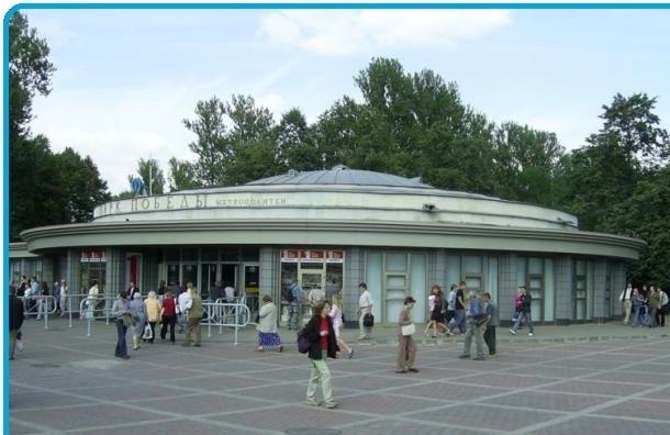 На станции метро «Парк Победы» установят новые эскалаторы