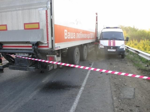 Авария с детьми В Нижегородской области, 21.05.15: Фото