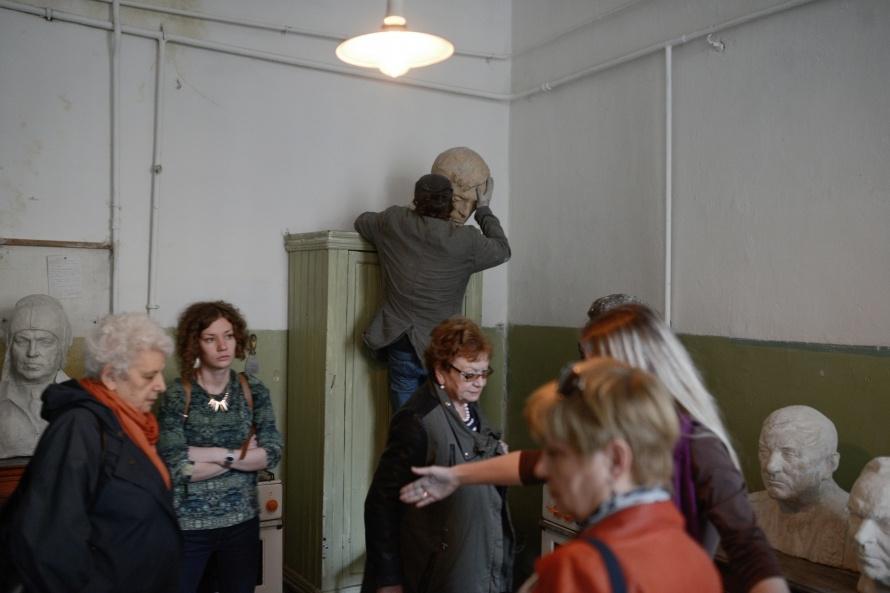 музей Бродского