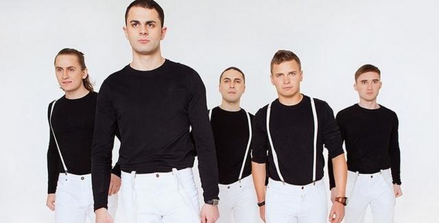 A cappella band PlusFive