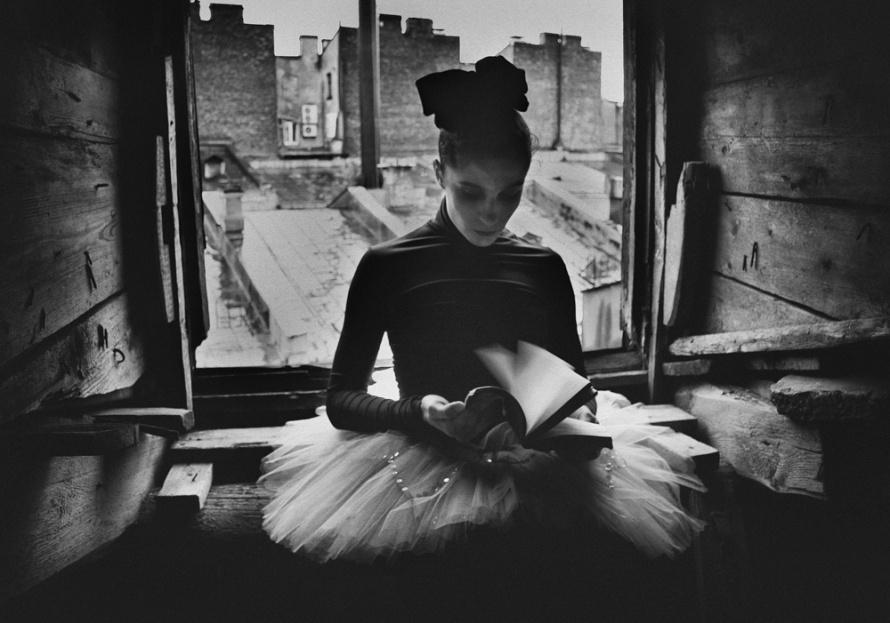 Анатолий Гладков. 2006. Балерина