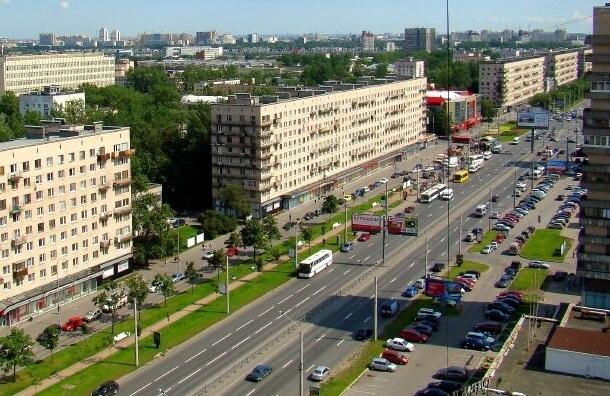 С 10 мая из-за ремонта будет ограничено движение по Ленинскому проспекту