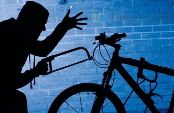 Похитителя велосипедов осудили на 3,5 года строгого режима