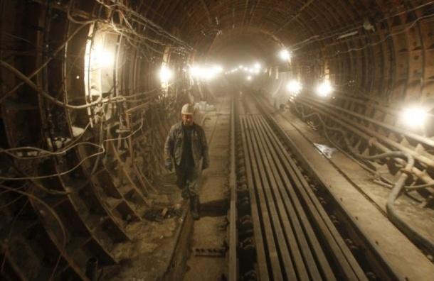 Компания «Метрострой» приостановила работы по строительству Фрунзенского радиуса