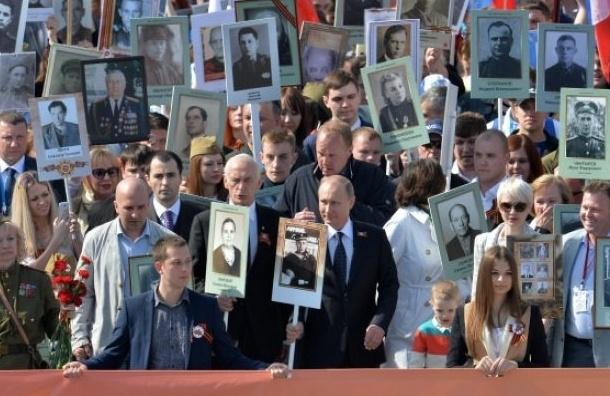 Президент России остался доволен празднованием Дня Победы