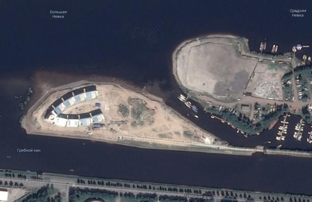 Ростуризм одобрил заявку Петербурга на финансирование строительства туристко-рекреационного кластера на Крестовском