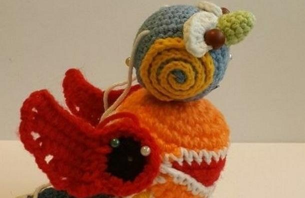 В День города петербуржцы смогут загадать желание у вязаного «Чижика-пыжика