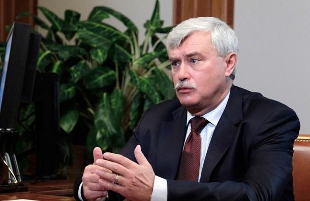 Полтавченко не нашел 33 млн для Летнего сада
