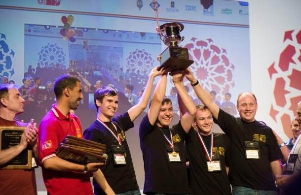 На чемпионате мира по командному программированию победили студенты из ИТМО