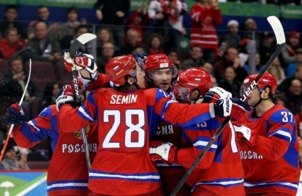 Сборная России обыграла команду Словении на Чемпионате мира по хоккею