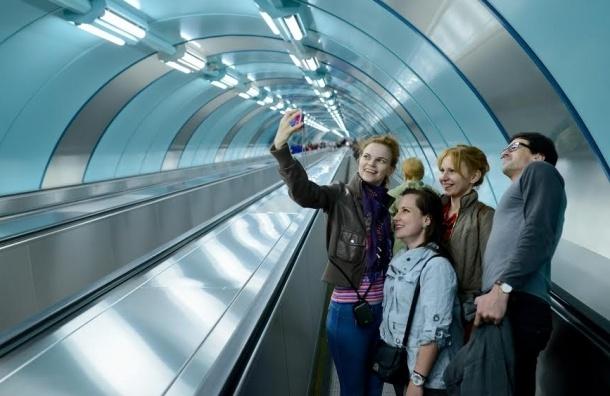 Станция метро «Спортивная-2» открыта в Петербурге