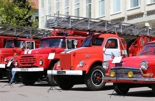 В Сестрорецке пройдет День открытых дверей пожарной охраны