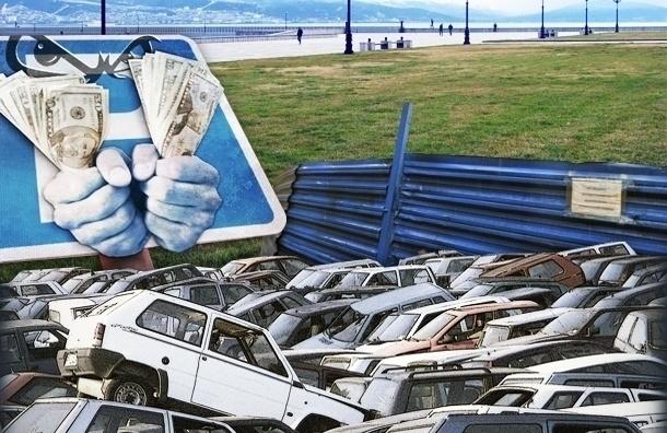 Как бороться с незаконными парковками на газонах