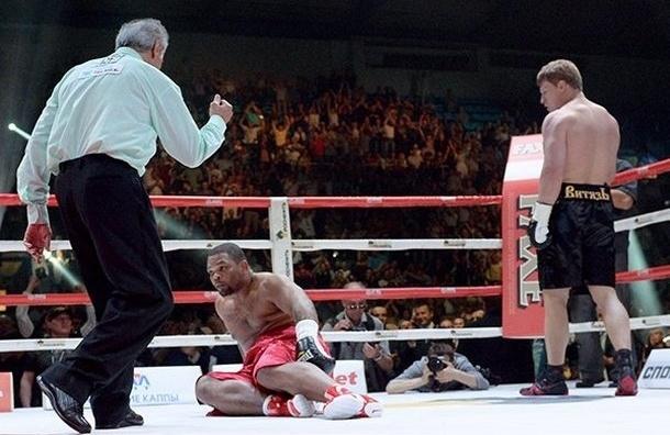 Бой Поветкина и Переса 22 мая закончился нокдауном в первом раунде