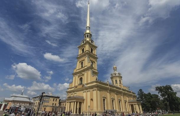 Петропавловский собор освятили после реставрации