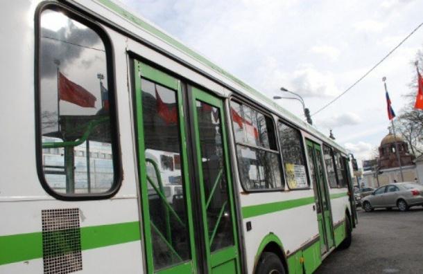 В Кронштадте в среду будут изменены маршруты автобусов