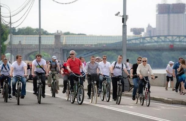 В четверг петербуржцы поедут на работу на велосипедах