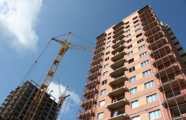 В Петербурге в апреле ввели более 94 тысяч кв. метров жилья