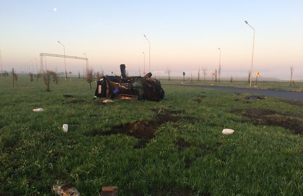 На Софийской улице произошло смертельное ДТП