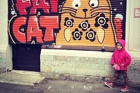 Петербуржцы просят устранить граффити на фасадах домов