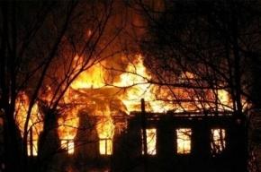 В Кронштадте спасли женщину из горящей квартиры