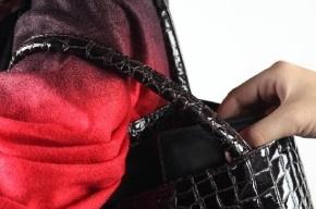 На Лиговском проспекте полиция задержала карманницу