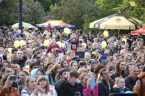Больше 130 000 человек посетило   XX Фестиваль Мороженого