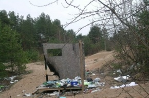 Пляжи почистят после 20 мая, а пока загорайте в мусоре