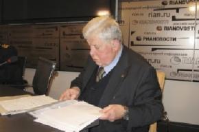 В Петербурге на 90-м году жизни скончался академик РАН Игорь Горынин
