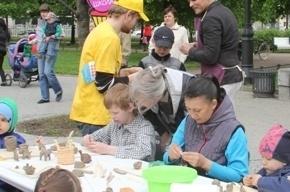 30 мая – 1 июня в Александровском парке пройдет бесплатный квест по планетам сказок