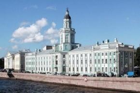 Астрономическую башню Кунсткамеры закроют в июне