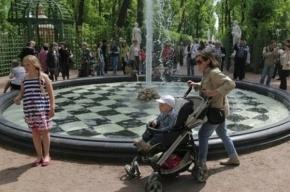В День защиты детей Летний сад станет детским