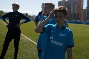 Директор Академии ФК «Зенит» Владимир Казаченок: «Всегда играйте на победу!»