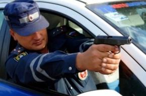В Пушкине сотрудник полиции обстрелял мотоцикл с подростками