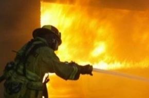 Из горящей квартиры на проспекте Науки спасли мужчину