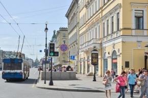 Часть Невского может стать пешеходной зоной