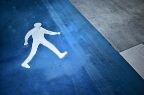 Разыскиваются очевидцы ДТП на Невском: водитель, сбив девушку, скрылся