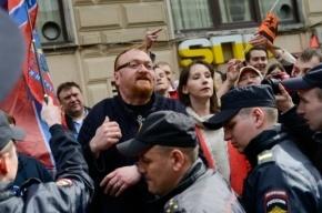 ЛГБТ-активисты подали в суд на депутата ЗакСа Виталия Милонова