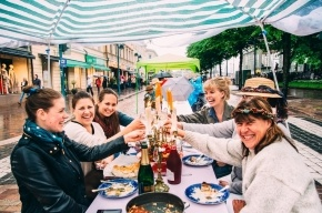 В Петербурге пройдет дискуссия о развитии культуры уличной еды и новых городских инициативах
