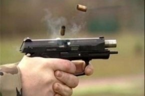 В Калининском районе владелец таксы выстрелил из травматического пистолета в лабрадора