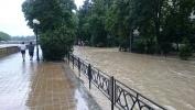 Фоторепортаж: «Сочи потоп, 25 июня 2015, фото»