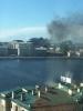 Фоторепортаж: «Пожар в бизнес-центре «Невская ратуша» 8.06.15»