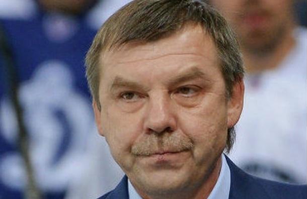 СКА исключил возможность того, что клуб возглавит Олег Знарок