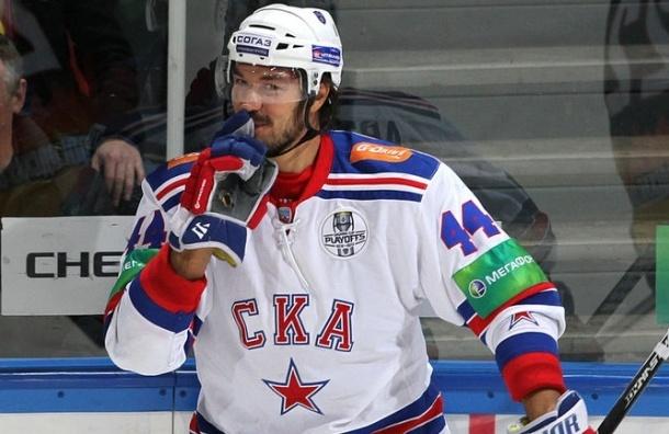 Евгений Артюхин вернулся в СКА