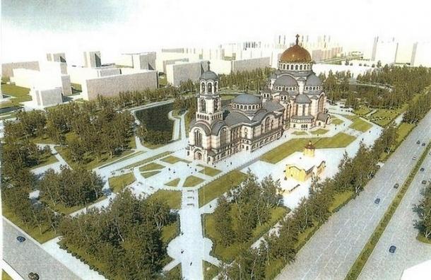 Петербургский ЗакС проголосовал за строительство в парке Малиновка