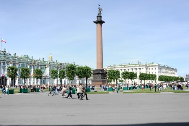 Парк на Дворцовой,10.06.15, фото: Сергей Ермохин : Фото