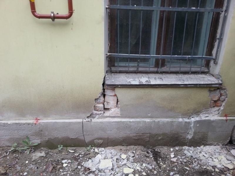14 линия 51 повреждения дома